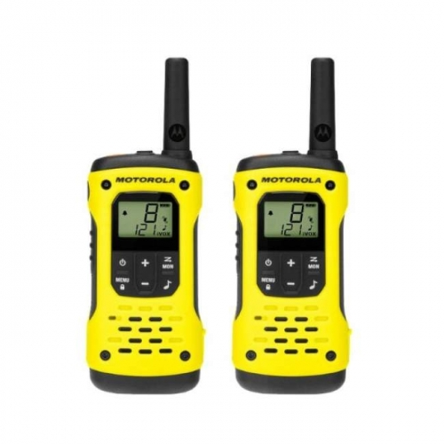 Motorola TALKABOUT T92 H20 Waterproof PMR446 Two Way Radios - Twin Pack - New