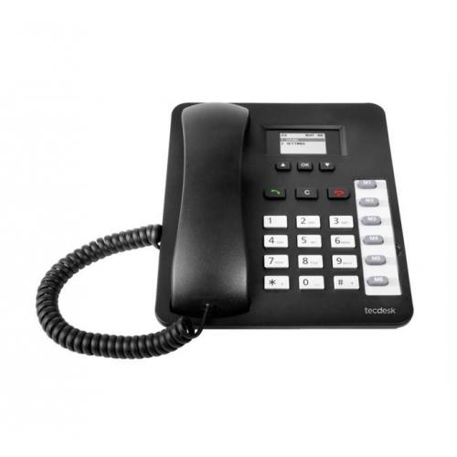 Tecdesk 1000V GSM Deskphone