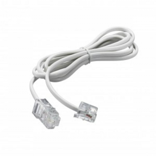 ATL Linecord RJ11 - RJ45 - Light Grey - 3M - New