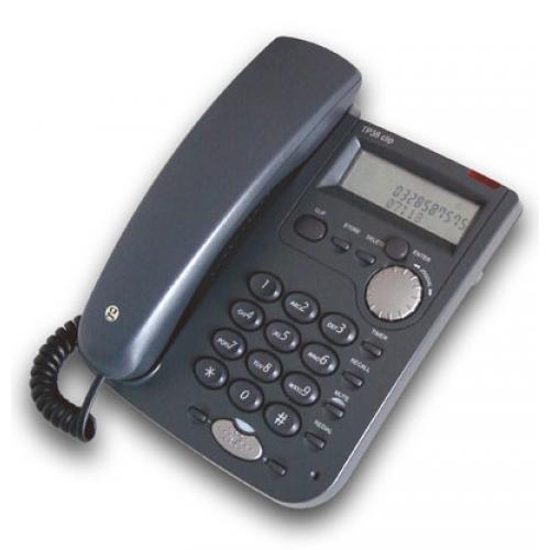 Geemarc TP38 Clip Telephone - Black