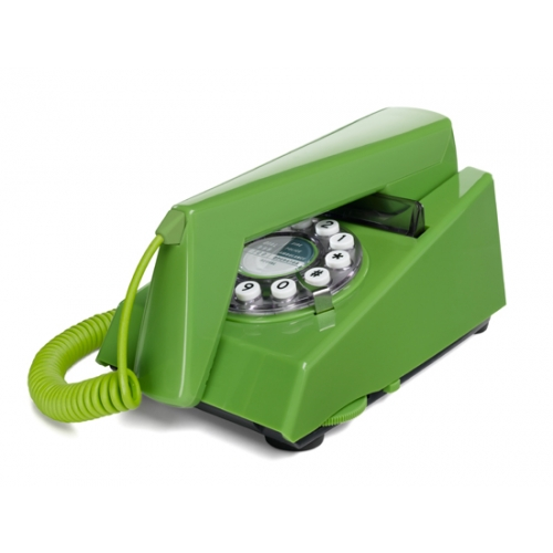 Wild & Wolf Trim Phone - Green