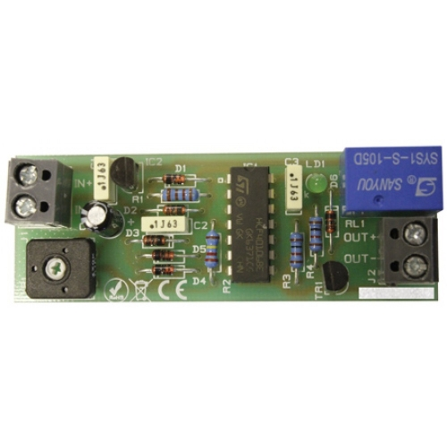 Exit Timer Relay Switch