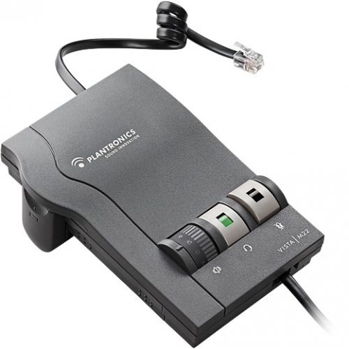 Plantronics Vista M22 Telephone Amplifier