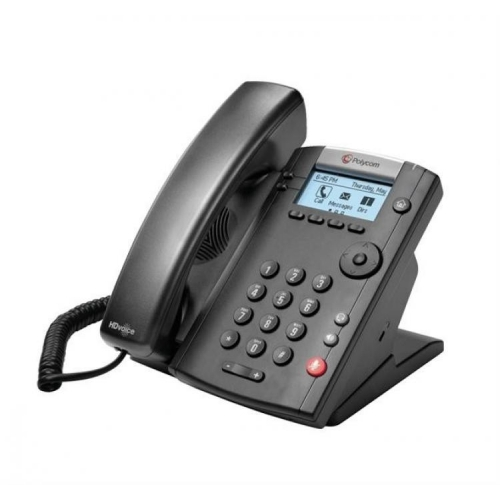 Polycom VVX 201 HD Voice Phone (Skype for Business Edition) - New