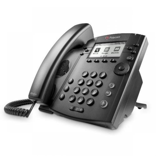 Polycom VVX310 HD Voice Phone - No PSU