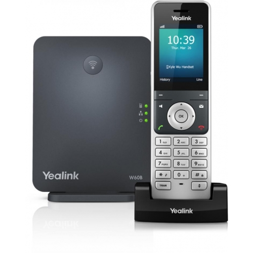Yealink W60P Bundle - Yealink W56H Handset & W60B Base Station - New