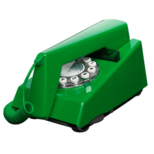 Wild & Wolf Trim Phone - Emerald Green