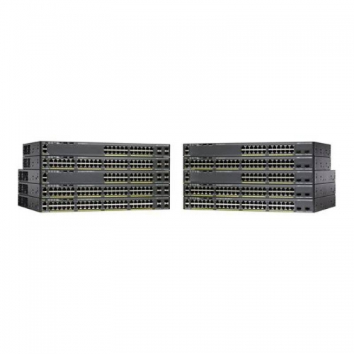 Cisco Catalyst WS-C2960X-24PS-L Switch