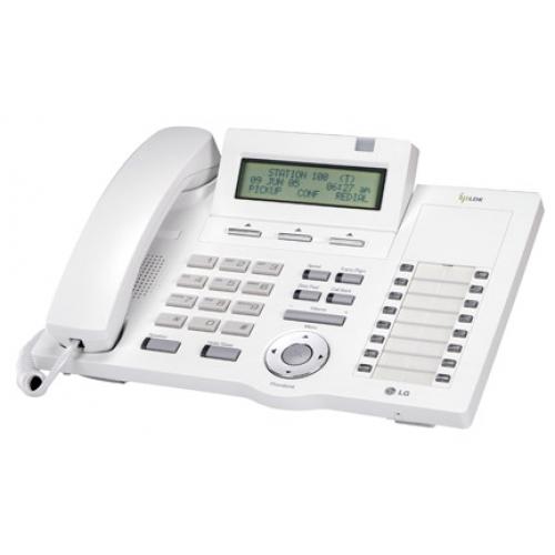 LG LDP 7016D System Handset - White