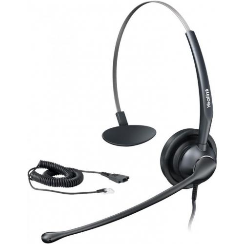 Yealink YHS33 QD Mono Headset