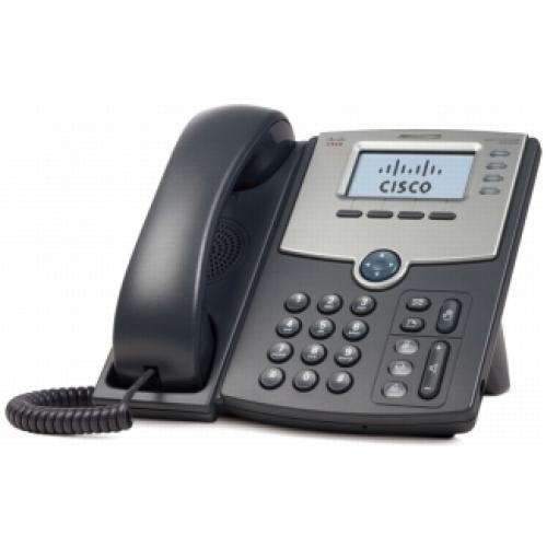 Cisco SPA504G 4-Line IP Phone - A-Grade