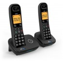 BT 1200 DECT Cordless Phone With Nuisance Call Blocker - Twin