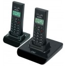 Binatone Style 1210 Twin DECT Phone with Answering Machine