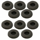 Jabra Biz 2300 Headset Leather Ear Cushions (10 Pack)