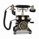 Classical GPO 1896 Balmoral Push Button telephone