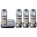 Panasonic KX-TG 6594 Quad Cordless Phone
