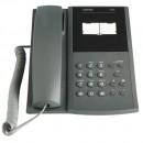 Mitel Aastra 7106A Basic Corded Phone - Dark Grey