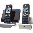 Motorola ME7158 Twin  DECT Phone