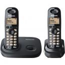 Panasonic KX-TG 7302 EB Twin DECT Cordless Phone
