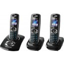 Panasonic  KX-TG8323 DECT Trio Cordless Phone with Answering Machine