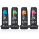 Gigaset A510A DECT Cordless Phone With Answering Machine - Twin Pack