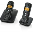 Siemens Gigaset AL180 DECT Cordless Phone - Twin Pack