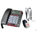 Amplicomms Powertel 50 Alarm Plus Amplified Phone