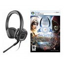 Plantronics .Audio 355 Computer Headset With 3.5mm Audio Jack and PC Game Bundle (Sacred 2)