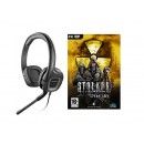 Plantronics .Audio 355 Computer Headset With 3.5mm Audio Jack and PC Game Bundle (Stalker: Clear Sky)