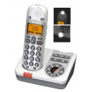 Amplicomms BigTel 280 Amplified DECT Cordless Telephone With Answering Machine