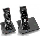 BT Diverse 7410 Plus DECT Cordless Phone - Twin Pack
