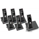 BT Diverse 7410 DECT Cordless Phone - Sextet Pack