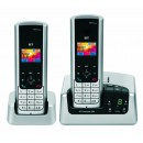 BT Freestyle 350 DECT Twin with Answering Machine