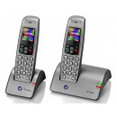 BT Hudson 1100 Cordless Phone - Twin Pack