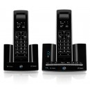 BT Stratus 1500 DECT Cordless Phone with Answering Machine - Twin Pack