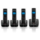 BT Synergy 5500 Quad Cordless Phone & Answering Machine