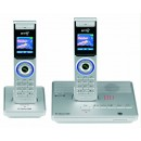 BT Verve 500 DECT Twin with Answering Machine - Silver