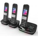 BT 8500 Cordless Phone with Advanced Call Blocker - Triple