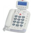 Clearsound Clearsound CL330 Extra Volume Talking Caller ID Telephone