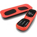 MagicBox Colombo DECT Cordless Phone in Coral