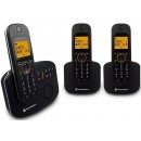 Motorola  D1013 Triple  DECT Cordless Phone