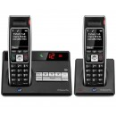 BT Diverse 7450 Plus DECT Cordless Phone - Twin Pack