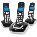 Doro Adapto8 DECT with Answering Machine - Triple Pack