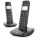 Doro Comfort 1010 DECT Cordless Phone - Twin Pack