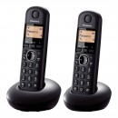 Panasonic KX-TGB212 DECT Cordless Phone - Twin
