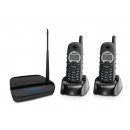 Engenius EP800 Rugged Long Range Cordless Phone - Twin Pack
