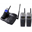 Engenius EP801 Extreme Range Cordless Phone - Triple Pack