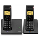 BT Diverse 7110 Plus DECT Cordless Phone - Twin Pack