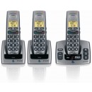 BT Freestyle 750 Cordless Phone With Answering Machine - Triple Pack