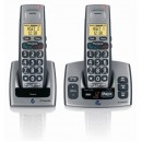 BT Freestyle 750 Cordless Phone With Answering Machine - Twin Pack